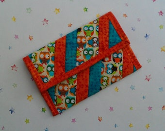 Quilted Coin Purse (CP118)