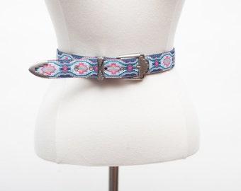 Tribal Vintage Belt- Size Medium