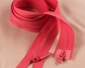 """Open zipper from Marimekko, can be used from both ends, 33"""""""