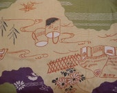 Vintage nagajuban 4348, silk, vintage Japanese kimono,kimono,japanese,silk,haori japanese, kimono, silk kimono