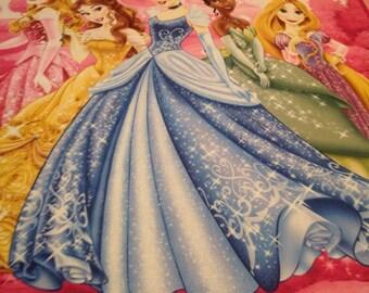 Disney Princesses Twin Quilt