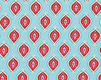 Little Azalea Collection by Dena Designs - Peony in Red