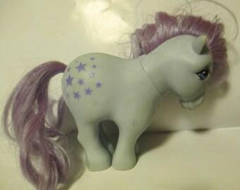 Vintage 1982  My Little Pony Blue Belle