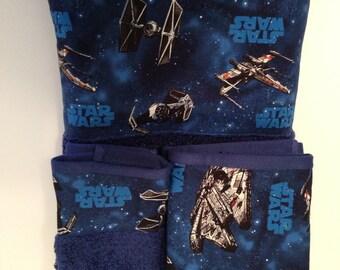 Star Wars Themed Towel Set