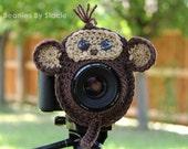 Monkey Camera Lens Buddy