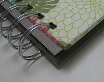 Sermon Notebook/ Sermon Journal/ Church Notebook/ Bible Notebook/ Bible Journal/ Sermon Notes/ Journal/ Christian Gift/ Colorful Mums Leaves
