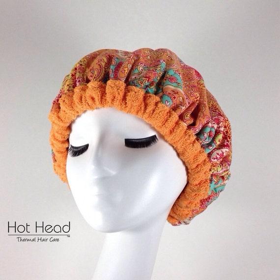 Hot Head Microwavable Deep Conditioning Heating Caps Deep