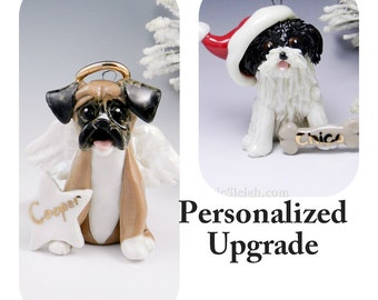 Made to Order PERSONALIZED UPGRADE