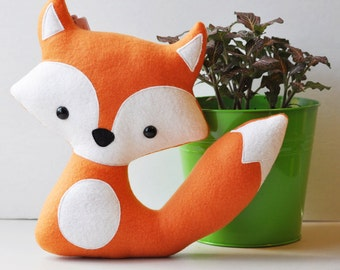 Cheeky Orange Fox