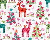 Christmas Fabric Nordic Holiday 1/2 Yard by Michael Miller Fabrics