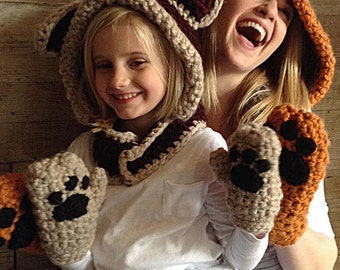 Foxy Lady Sets Crochet Pattern PDF