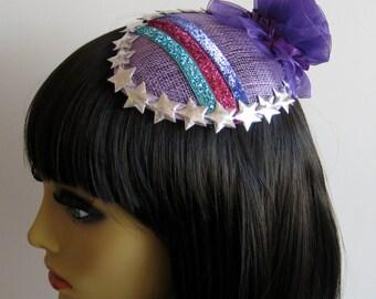 Starbrite Cocktail Hat