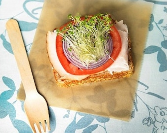 Organic Chia Heirloom Herb or Sprout Seeds