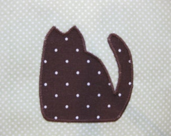Chunky kitty cat  quilt blocks