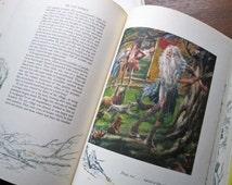 1939  Book Rip Van Winkle illustrated by Everett Shinn