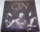 Crosby Stills & Nash 1991 Box Cover Case - ReDuCeD