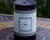 DRAGONS BLOOD Signature Spell Candle by Witchcrafts Artisan Alchemy