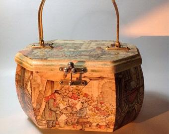 Anton Pieck Handbag 1960