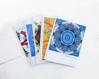 Select Any 5 Greeting Cards - Mix and Match - Gift pack