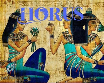 Horus Perfume Oil - 5ml Four musks, ginger and a drop of ripe peach juice
