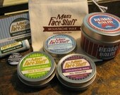 The ULTIMATE Action Pack - Four different waxes plus a Beard Balm