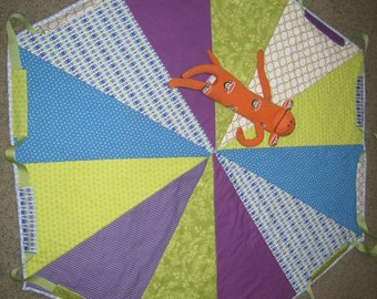 Grab and Go Baby Play Mat 2 - Floor Mat for Baby
