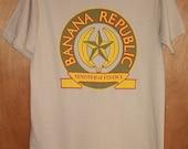 Banana Republic Vintage Tee Shirt