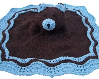 Sea Bear Blanket Buddy