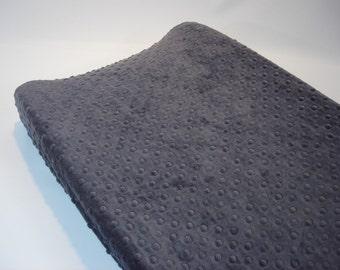Changing Pad Cover Dark Gray Titanium