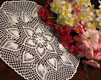 Lovely Crochet Doily 2