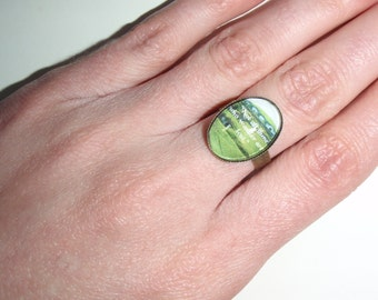 Not All Those Who Wander Are Lost, Tolkien ring
