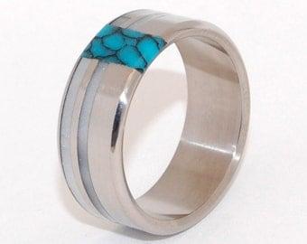 Titanium rings, wedding rings, titanium wedding rings, eco-friendly rings, mens ring, women's ring - ALIBI