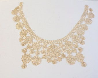 Antique Tatted Lace Collar