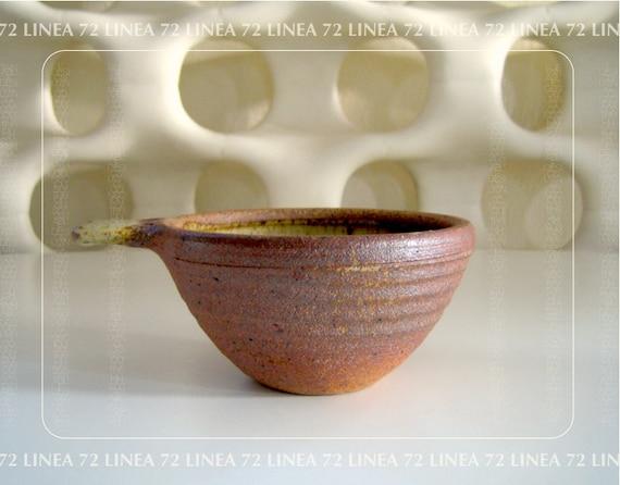 Studio Art Pottery Bowl Marked HB