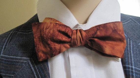 mr brown bow tie
