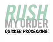 Quicker processing.  Ship out next business day. Please read all details in description