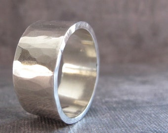 Liquidity - Sterling Silver Band