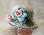 Knitted Baby Hat Knitting Knit Baby Hat Knitted Baby Hats Knitted Brimmed Hat Knit Flower Baby Hat Cotton Knitted Baby Hat Flower Baby Hat