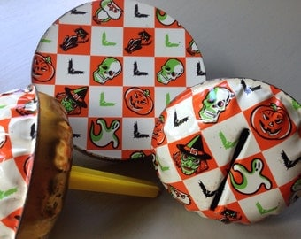 Vintage Halloween noisemakers instant collection