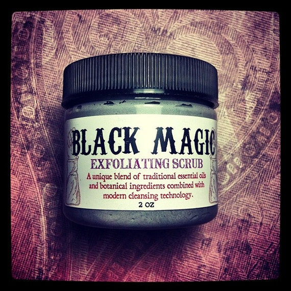 Black Magic I M In Love With The Charcoal: The Original BLACK MAGIC Exfoliating SCRUB Activated Charcoal