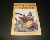 Vintage Better Homes and Gardens Magazine April 1932 - Leaving the Nest Cover Art, Scrapbooking, Paper Ephemera