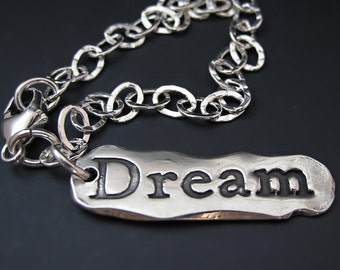 Sterling Silver Dream Bracelet