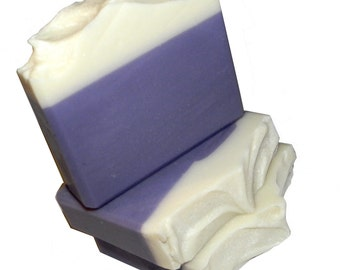 FRENCH LAVENDER  Handmade Artisan Soap