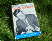 Vintage Hardcover Book The Remarkable Kennedys by Joe McCarthy 1960