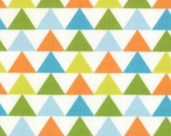 Mixed Bag by Studio M for Moda Fabrics, Tee Pee Sprout, 1/2 yard