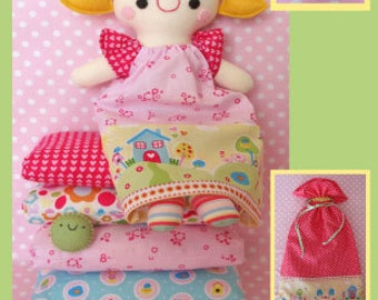 The Princess and the Pea Playset Pattern