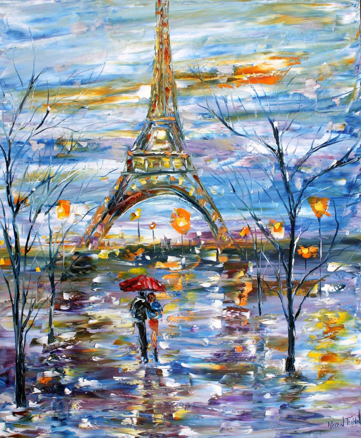 Impressionism Paris: Unavailable Listing On Etsy