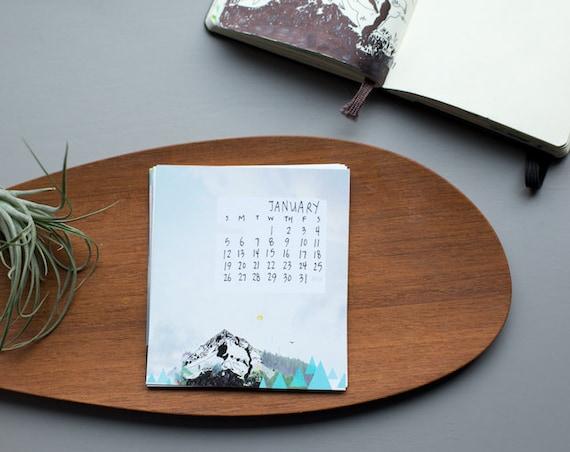 https://www.etsy.com/listing/172206593/2014-mini-calendar