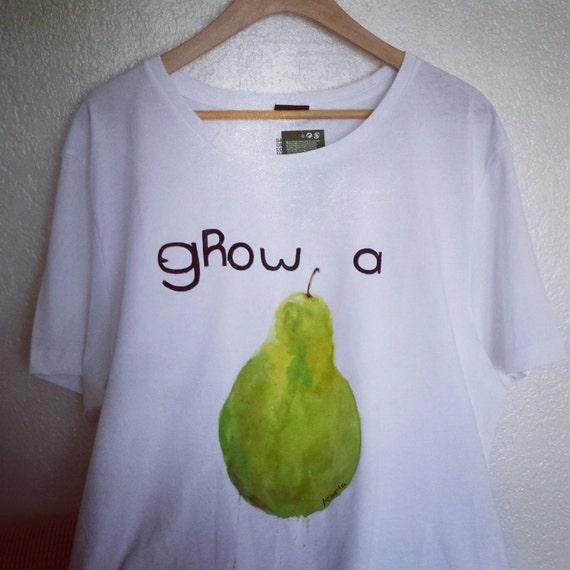 Grow a Pear Organic T-shirt