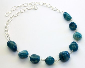 Ocean Tide Necklace